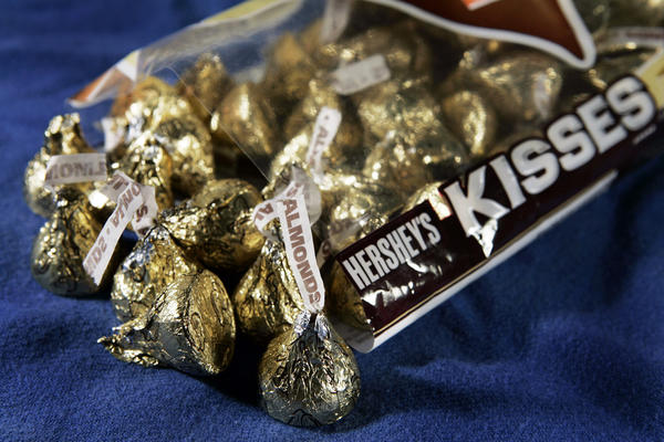 Hershey was sued this week by an investor group seeking more information about its suppliers, claiming African child labor violations.