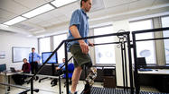 Zac Vawter, a 31-year-old amputee, aims to make medical history Sunday when he attempts to climb 103 stories to the top of the Willis Tower with his state-of-the-art bionic leg.