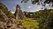 In Guatemala, the lost world of Tikal