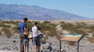 "Why would anyone want to visit a place called Death Valley? Ask Grandma and Grandpa, who may remember an early television western called ""Death Valley Days"" starring a young actor named Ronald Reagan. Now a national park, this was the rootin', tootin' Wild West in the days when pioneers drove wagons westward in search of mineral riches."