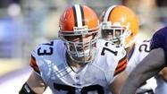 Big obstacle facing Ravens: Browns left tackle Joe Thomas