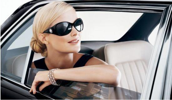 Tiffany & Co. sunglasses from Hollywood Eyes