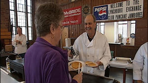 "Lynchburg organization serves up breakfast favorites at ""Pancake Jamboree"""