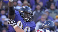 The Ravens have ruled out starting left defensive end Pernell McPhee for Sunday's game against the Cleveland Browns and listed Pro Bowl defensive tackle Haloti Ngata as questionable.