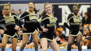 Howard County cheerleading championship [Pictures]