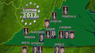 Without a doubt Southwest Virginia has become a hub for this year's Presidential candidates.  We've seem them campaign here in past years, but never quite like this.  From the current Commander-In-Chief to the man who wants to replace him and their number twos, all of these men are wining and dining Virginians with their agendas.