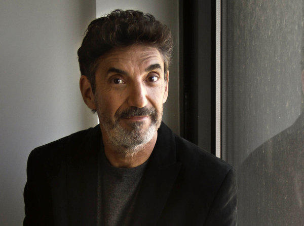 "Chuck Lorre is the outspoken executive producer of the hit sitcoms ""Two and a Half Men,"" ""The Big Bang Theory"" and ""Mike & Molly."""