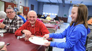 Pictures: Sandy's victims gather at area shelters for relief