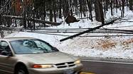 As nor'easter brews, Marylanders still struggle to dig out from Sandy