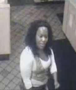 The search continues for an angry IHOP customer who threatened a cashier during an argument about slow service