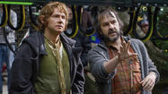 'The Hobbit': Peter Jackson's unexpected journey to three films