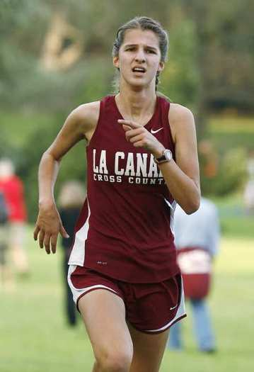 Sonja Cwik won the Rio Hondo League Individual girls' cross-country title Thursday, while leading the Spartans to the team crown as well.