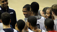 The University of Connecticut men's basketball team begins its season next week with dramatic changes.