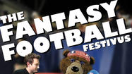 "It's Week 9 of Fantasy Football and the National Football League! WGN-TV Sports Producer Steve Lippo and I break down all of the games this week, with an extended look at the Chicago Bears versus the Tennessee Titans. And who knows? Maybe there will be some ""Star Wars"" talk as well."