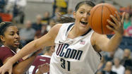 STORRS — A season of promise began with a pledge to the UConn women's fan base about how it might eventually play out.