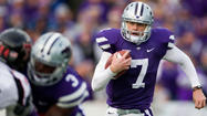 Saturday's matchup: Oklahoma State at Kansas State