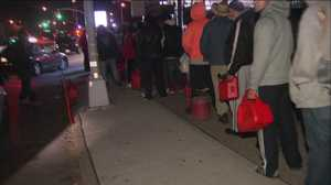 Customers Wait Up To 15 Hours For Gas