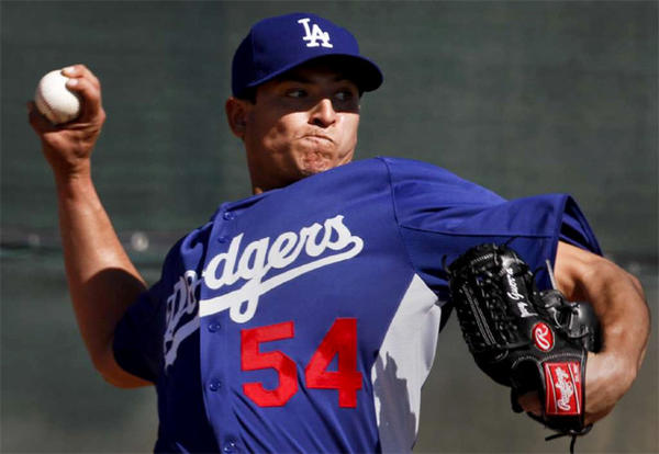 Dodgers reliever Javy Guerra underwent arthroscopic surgery on his right shoulder.