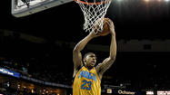 NEW ORLEANS -- With rookie sensation Anthony Davis in the locker room nursing a possible concussion, Greivis Vasquez turned the corner from the top of the key for a driving layup with 1.3 seconds left to lift the New Orleans Hornets to an 88-86 victory over the Utah Jazz Friday night.