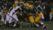 Photo Gallery: Hays vs. Bishop Carroll Football