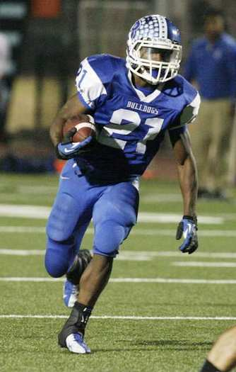 Burbank's sophomore running back James Williams had 14 carries for 149 yards and an 89-yard touchdown.