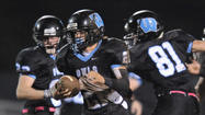 Westminster nets county football championship again with win over South Carroll