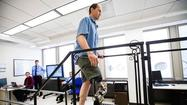 Zac Vawter, a 31-year-old amputee, aims to make medical history Sunday when he tries to climb 103 stories to the Skydeck of the Willis Tower with his state-of-the-art bionic leg.