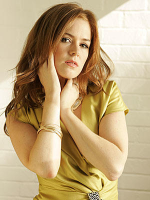 "Isla Fisher stars in the film ""Confessions of a Shopaholic."""