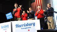 Pictures: Paul Ryan, Vice-Presidential candidate, in Harrisburg