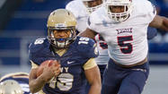 Navy wins 5th straight, accepts bid to Kraft Fight Hunger Bowl