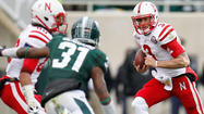EAST LANSING, Mich. -- Junior quarterback Taylor Martinez kept Nebraska in the game with his legs. In the closing seconds, he won it with his arm.