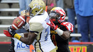 Terps fans hope Petty is finding his footing