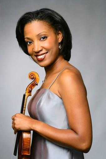 Violinist Kelly Hall-Tompkins performs with Mark O'Connor and the Allentown Symphony Orchestra Nov. 10-11 in its Americana concert.