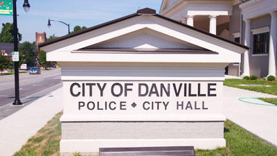 Danville Commission Race