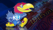 Kansas looked like it was in for another tight finish before sputtering in the third quarter.