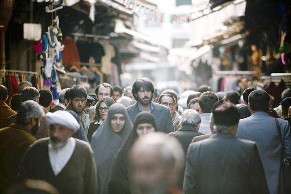 "Star Ben Affleck in a scene in ""Argo,"" which he also directed. The film is about the rescue of six American diplomats who were stranded in Tehran after the U.S. Embassy was stormed in 1979."