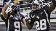 Pictures:  UCF Knights vs. SMU Mustangs