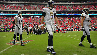 Against Browns, Ravens look to reverse recent struggles on the …