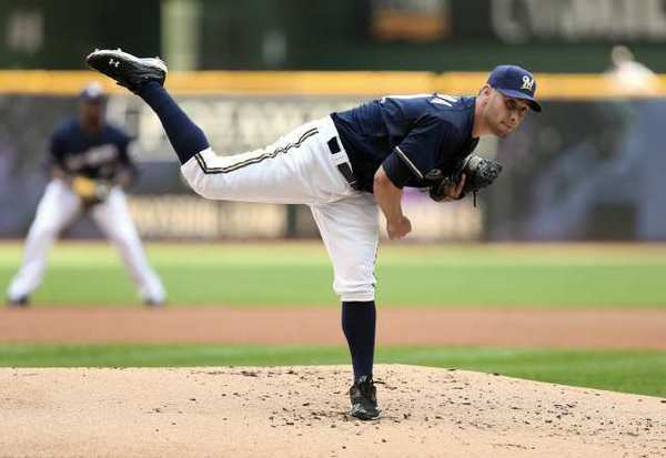 Former Glendale Community College standout pitcher Marco Estrada may have made a transition to the starting rotation in 2012 with the Milwaukee Brewers.