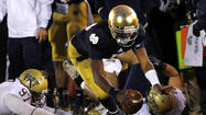 Notre Dame football: Did Irish forget who they are?