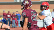 Sometimes in football, points are tough to come by. Sometimes games end by scores of 10-0, 7-0 or even 3-0. Sometimes, though, games are not as close as the score indicates. Buhler's 45-14 stomping of Concordia was one of those times.
