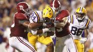 No. 1 Alabama rallies to beat No. 5 LSU 21-17
