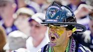 When Chip Riley urges Ravens fans to get fired up, he knows whereof he speaks.