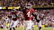 Screen play a hit for Alabama in 21-17 win over LSU