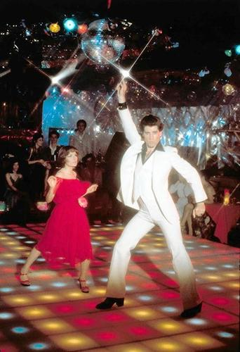 "'Saturday Night Fever' (1977)  Travolta earned his first Oscar nomination — and proved he was more than Vinnie Barbarino on TV's ""Welcome Back, Kotter"" — as the Brooklyn teenager who becomes a big man on the disco dance floor.   ""It was a great beginning. I was grateful for it."""