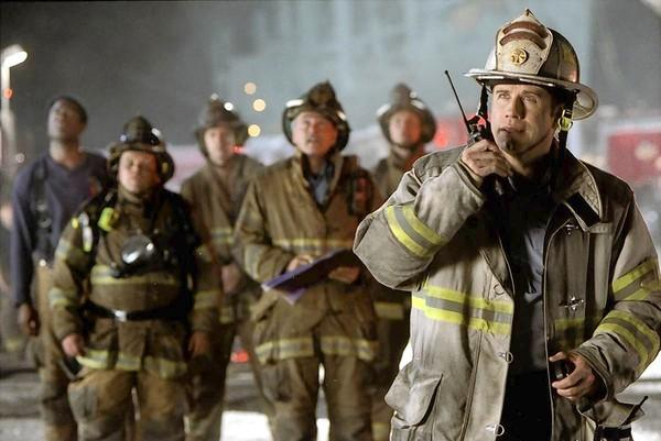 "'Ladder 49' (2004)  Released as an homage to the firefighters who lost their lives during 9/11, as well as all those who risk their lives daily, the movie featured Travolta as the squad captain of a Baltimore fire station.   ""We put our best foot forward. We were partaking in a bigger-than-ourselves moment. It was the first time I had seen a group of actors come together for something that was bigger than themselves, that had a bigger purpose."""