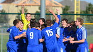 Topeka Washburn Rural defeated Wichita Northwest 2-0 on Saturday to win the Class 6A state soccer championship at the College Boulevard Activity Center. Washburn Rural senior forward Corey Hall led the way for the Junior Blues by scoring the first goal to gain momentum that the Grizzlies could never seem to catch up with. Blue Valley-Northwest took third place after beating Shawnee Mission-East 3-1 in the consolation round.