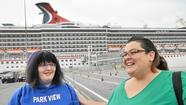 Spurred by Sandy, 'Cruise to Nowhere' provides a deal and a distraction