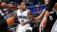 Magic's Jameer Nelson might not play tonight against the Phoenix Suns