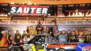 For a Yankee from Wisconsin, Johnny Sauter is fast developing an affinity for the Lone Star State.